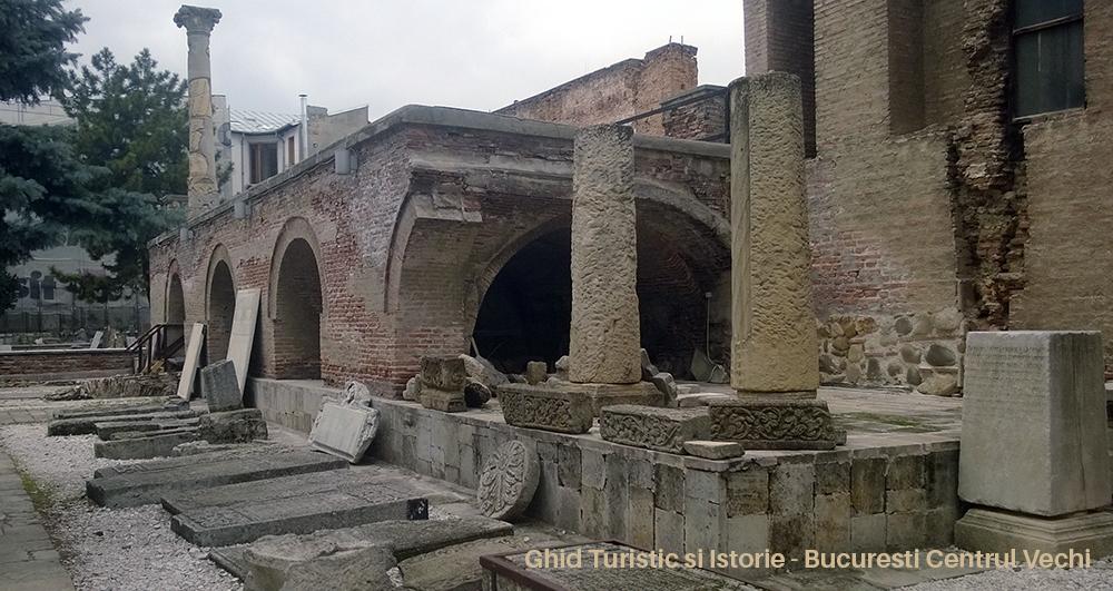 Ghid Turistic si Istorie - Bucuresti Centrul Vechi