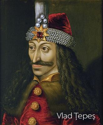 Vlad Tepes, Contele Dracula