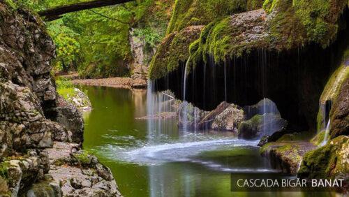 Banat Cascada Bigar