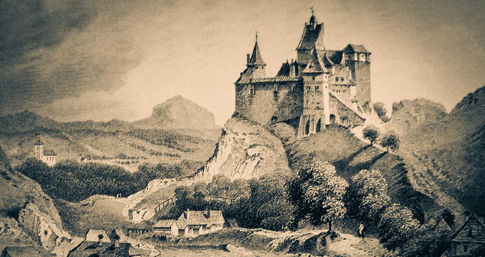 Castelul Bran sau castelul lui Dracula