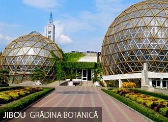 Jibau Gradina Botanica