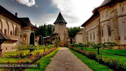 Bisericile din Bucovina